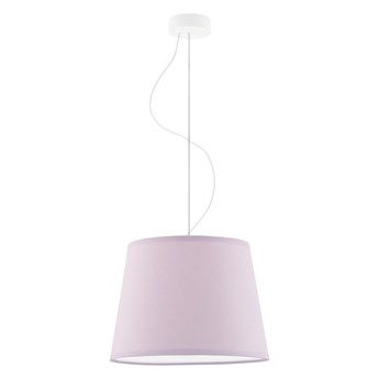 Nowoczesny żyrandol dla dziecka TUNIS - kolor jasny fioletowy WYSYŁKA 24H