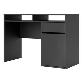 Biurko z szafką i szufladą Function Plus 1D1S czarny