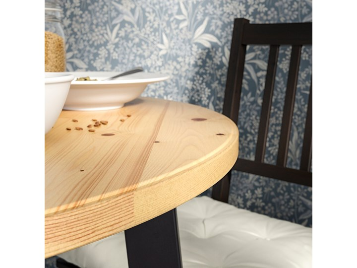GAMLARED / STEFAN Stół i 2 krzesła Kolor Brązowy Kategoria Stoły z krzesłami