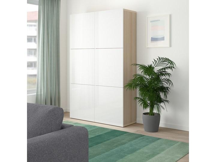 BESTA Kombinacja z drzwiami Drewno Typ Stojące