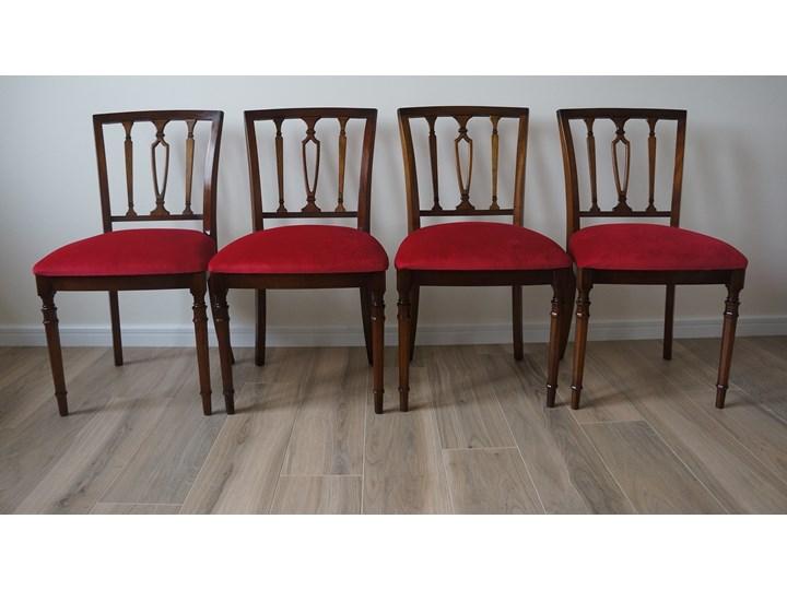 krzesła strongbow drewniane