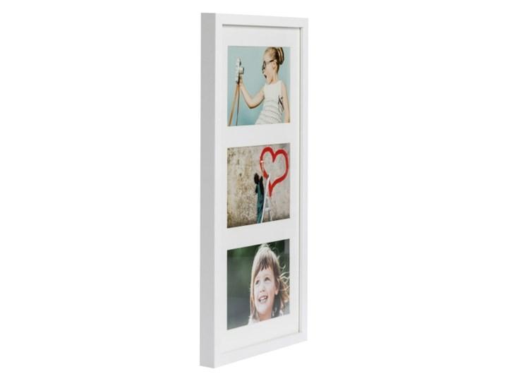 Galeria na zdjęcia Simple 3 x (13 x 18 cm) biała