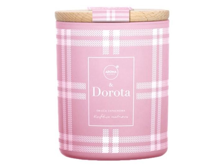 Świeca Aroma Home & Dorota malinowa konfitura 150 g