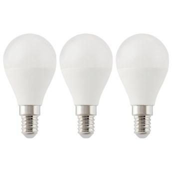 Żarówka LED Diall P45 E14 6,5 W 470 lm RGB 3 w 1 3 szt.