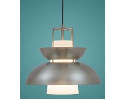 Lampa wisząca Scandinavian niklowana  - Outlet