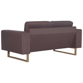 Elegancka dwuosobowa sofa Williams 2X - taupe
