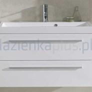 Szafka podumywalkowa 79,6x39,8 cm biała Elita Kwadro 80 162309