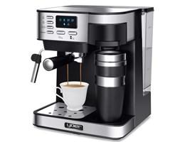 Ekspres do kawy ciśnieniowo-przelewowy YOER DUALIO CCM03BK 2w1