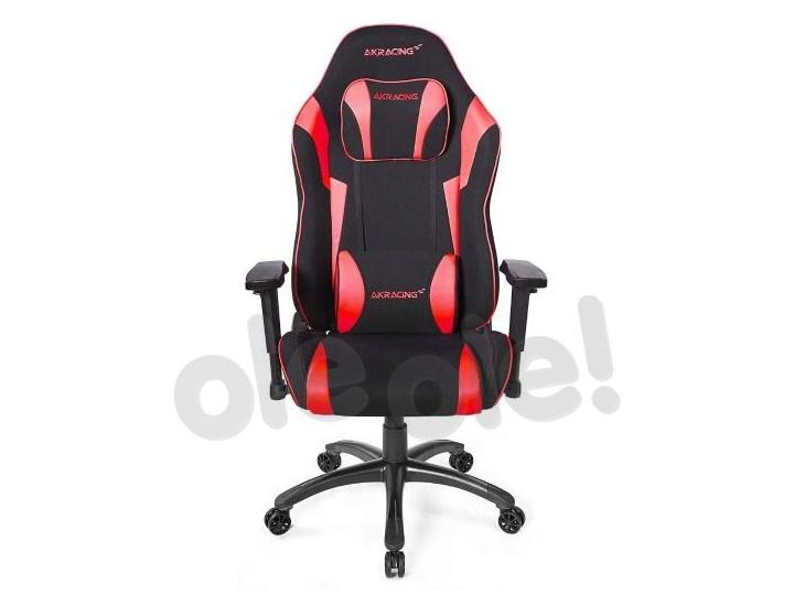 Akracing Core EX Wide SE (czarno-czerwony)- szybka wysyłka! - Raty 20x0% Fotel biurowy Fotel gamingowy Fotel tradycyjny