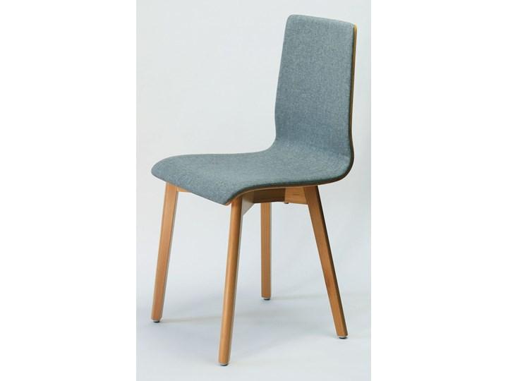 LUKA SOFT W krzesło bukowe, jasno szara tkanina 07 Kategoria Krzesła kuchenne Głębokość 41 cm Szerokość 42 cm Głębokość 40 cm Wysokość 87 cm Płyta MDF Drewno Tapicerowane Pomieszczenie Salon