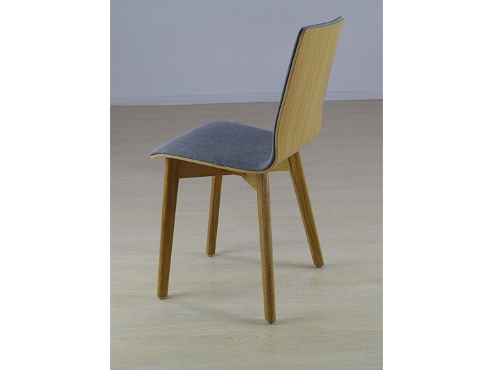 LUKA SOFT W krzesło dębowe, tkanina Lt.grey Głębokość 40 cm Drewno Głębokość 41 cm Tapicerowane Szerokość 40 cm Wysokość 87 cm Płyta MDF Kategoria Krzesła kuchenne