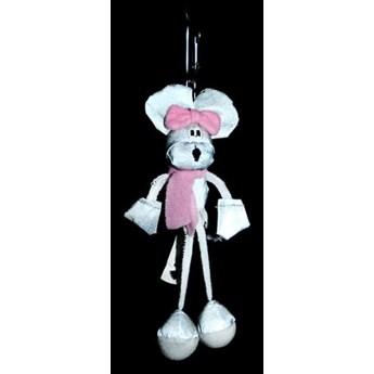 Myszka - certyfikowana maskotka odblaskowa
