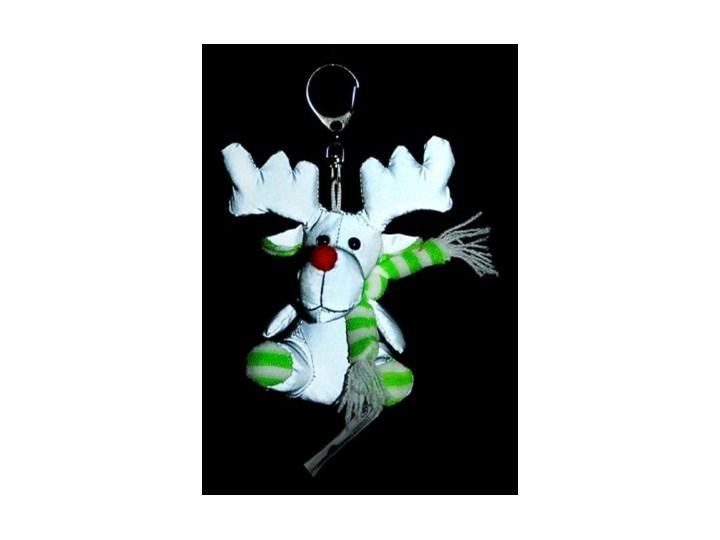 Renifer - certyfikowana maskotka odblaskowa