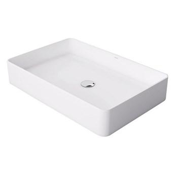 Umywalka nablatowa biala Atimo 61x40x11,5