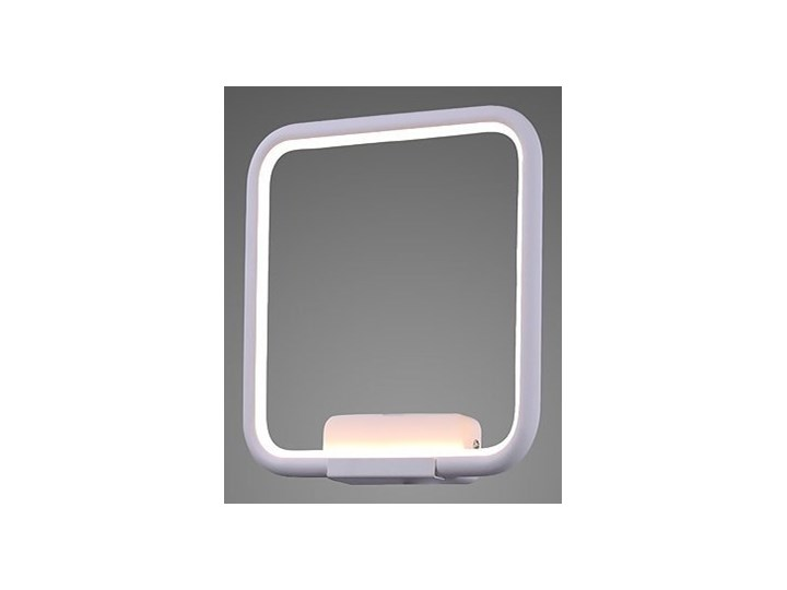 Kinkiet Ledowe Kwadraty no. 1 in 4k biały Altavola Design