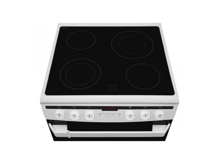 AMICA 618CE3.332HTaQ (W) Szerokość 60 cm Rodzaj płyty grzewczej Ceramiczna Kategoria Kuchenki elektryczne