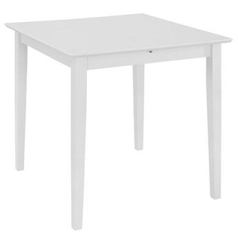 Stół rozsuwany z płyty MDF Amis – biały