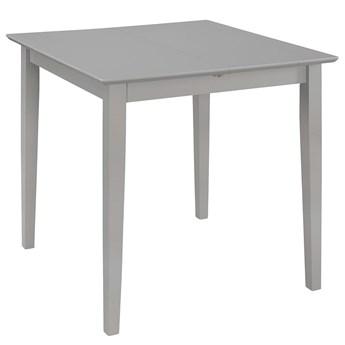 Stół rozsuwany z płyty MDF Amis – szary