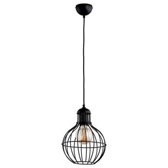 Lampa sufitowa GRENADA I czarny śr. 25cm