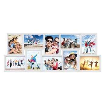 Galeria na zdjęcia 10 x 15 cm biała