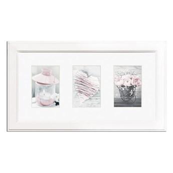 Galeria na zdjęcia Malmo 23 x 46 cm biała