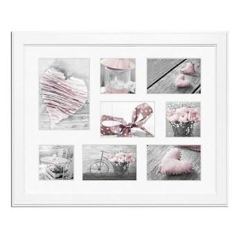 Galeria na zdjęcia Malmo 41 x 51 cm biała