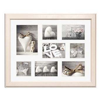 Galeria na zdjęcia Malmo 41 x 51 cm kremowa