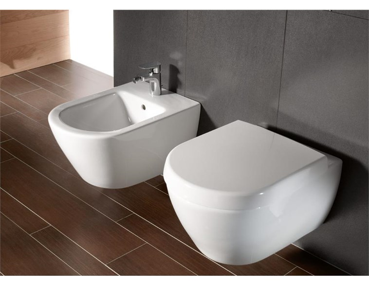 bidet villeroy boch subway 2 0 54000001 por wnaj ceny na. Black Bedroom Furniture Sets. Home Design Ideas