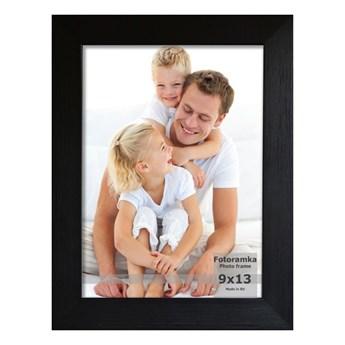 Ramka na zdjęcia 13 x 18 cm czarna