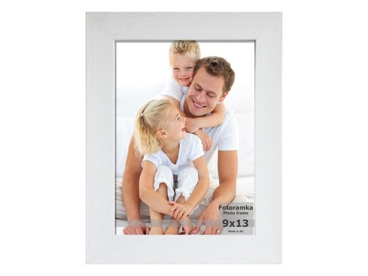 Ramka na zdjęcia 18 x 24 cm biała