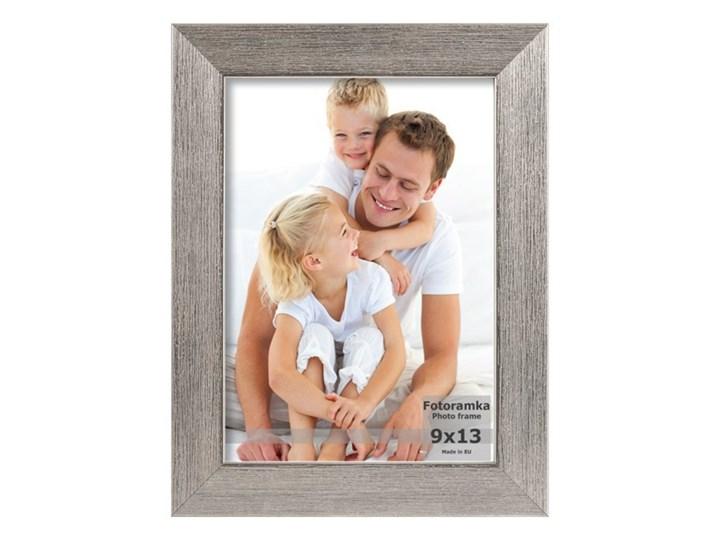 Ramka na zdjęcia 18 x 24 cm srebrna
