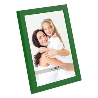 Ramka na zdjęcia 21 x 29,7 cm zielona