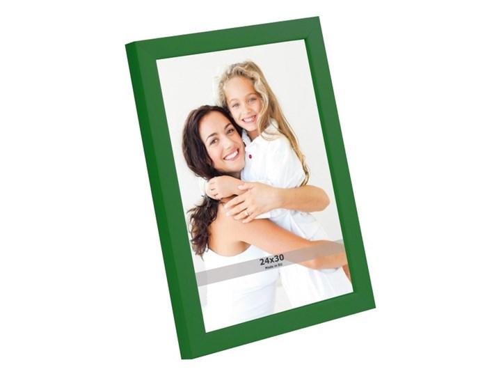 Ramka na zdjęcia 24 x 30 cm zielona