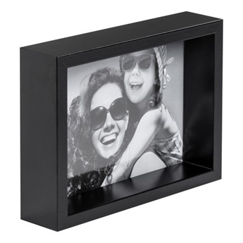 Ramka na zdjęcia Box 13 x 18 cm czarna
