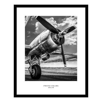 Ramka na zdjęcia Floryda 40 x 50 cm czarna