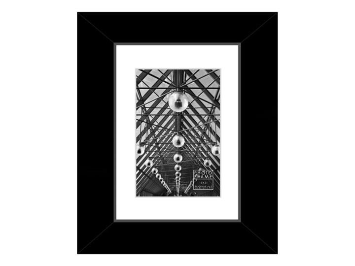 Ramka na zdjęcia Lahti 15 x 21 cm czarna Kategoria Ramy i ramki na zdjęcia Drewno Rozmiar zdjęcia 15x21 cm
