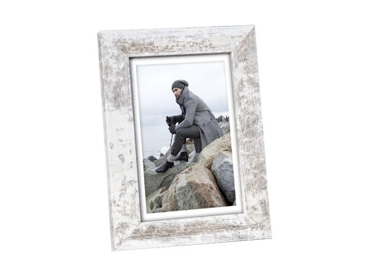Ramka na zdjęcia Narvik 13 x 18 cm shby Kolor Szary Drewno Kategoria Ramy i ramki na zdjęcia