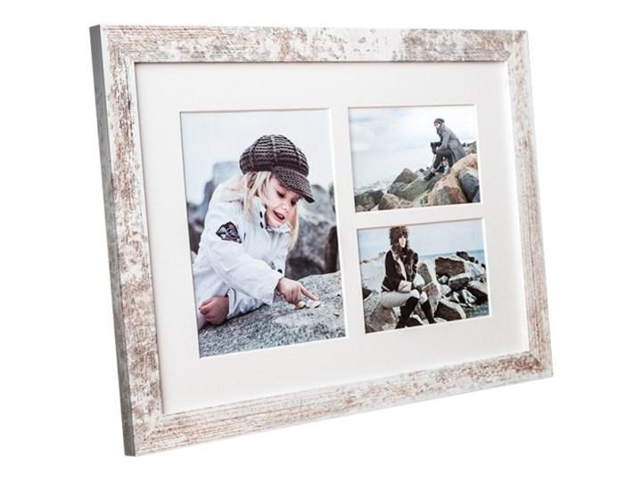 Ramka na zdjęcia Narvik 28 x 39 cm shby Multiramka Tworzywo sztuczne Rozmiar zdjęcia 28x29 cm