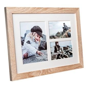 Ramka na zdjęcia Narvik 28 x 39 cm sonoma jasna