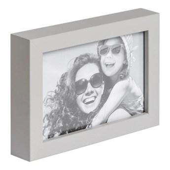 Ramka na zdjęcia Simple 10 x 15 cm jasnoszara