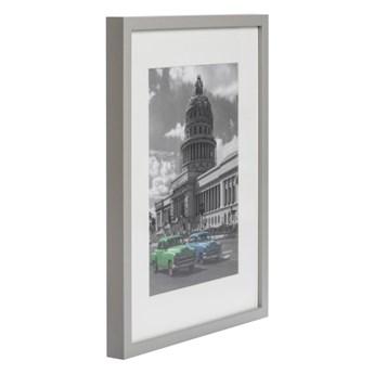 Ramka na zdjęcia Simple 30 x 40 cm jasnoszara