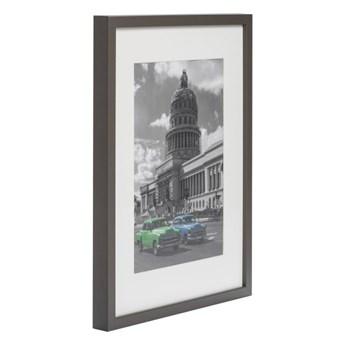 Ramka na zdjęcia Simple 30 x 40 cm szara