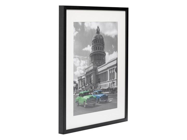 Ramka na zdjęcia Simple 40 x 50 cm czarna
