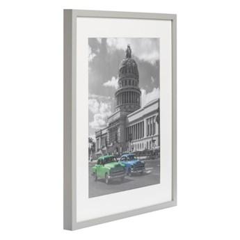 Ramka na zdjęcia Simple 40 x 50 cm jasnoszara