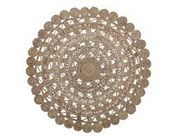 Okrągły dywan Bloomingville naturalny
