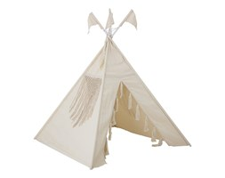 namiot tipi jak zrobić pomysły, inspiracje z homebook