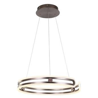 Lampa wisząca Kiara MD17016002-1E COFFE ITALUX MD17016002-1E COFFE