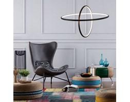 MCODO ::  Designerska lampa led Galaxy T czarna 53W z ciepłą barwą 3000K Nowość