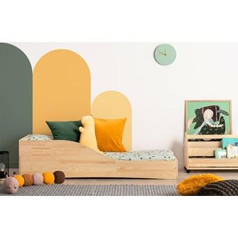 Drewniane łóżko młodzieżowe Abbie 4X- 21 rozmiarów