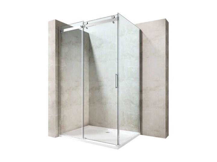 VELDMAN PRZESUWNA KABINA PRYSZNICOWA TESSA ROZMIAR DO WYBORU Wysokość 190 cm Szerokość 100 cm Prostokątna Narożna Kategoria Kabiny prysznicowe